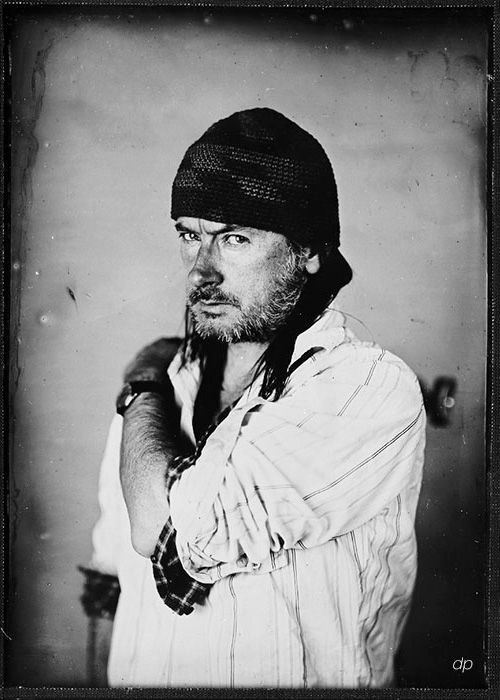 portrait - collodion - neil - bonnet